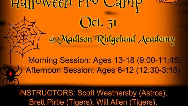 MSU/Ole Miss Halloween Pro Camp