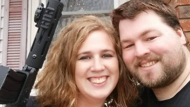 Katie and Matt Claxton's encounter with a man wielding a knife made national headlines.