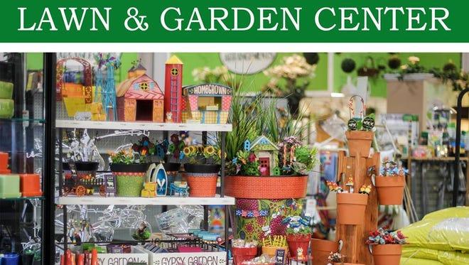 Esposito Lawn & Garden Center.