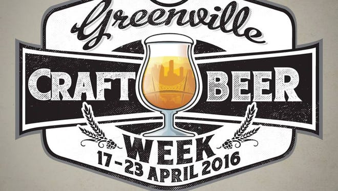 Greenville Craft Beer Week offers tons of food experiences, too.