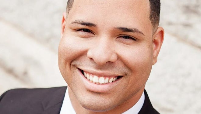 Devin Del Palacio is vice president of the Tolleson Union High School District Governing Board.