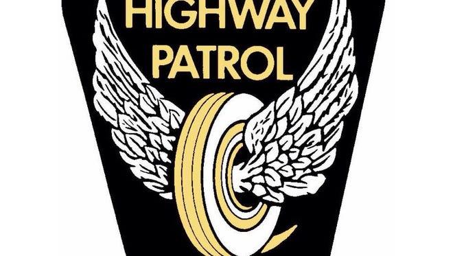 Ohio State Patrol badge