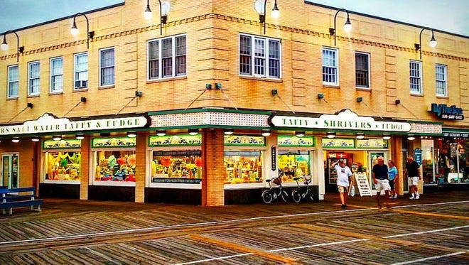 Shriver's Salt Water Taffy and Fudge is an Ocean City tradition for more than 118 years.