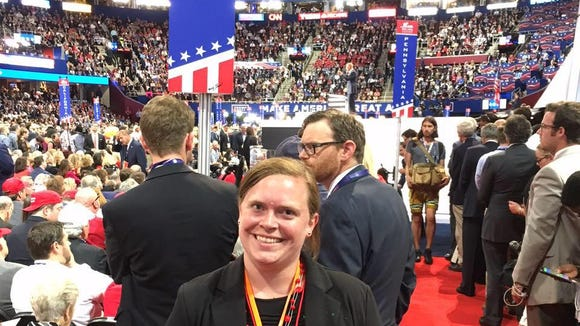 Jessie Balmert covers politics for the Cincinnati Enquirer.