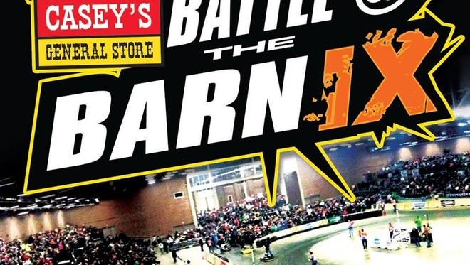 Battle at the Barn IX