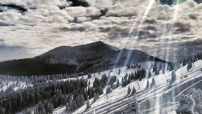 Ski Apache.