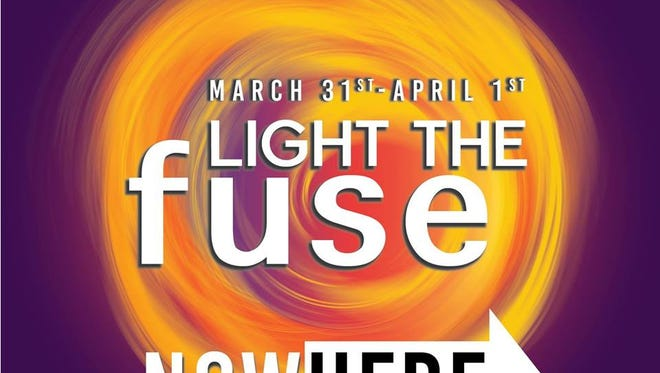 "UW-Stevens Point will host a graphic arts conference themed ""Light the Fuse,"" on March 31 and April 1."