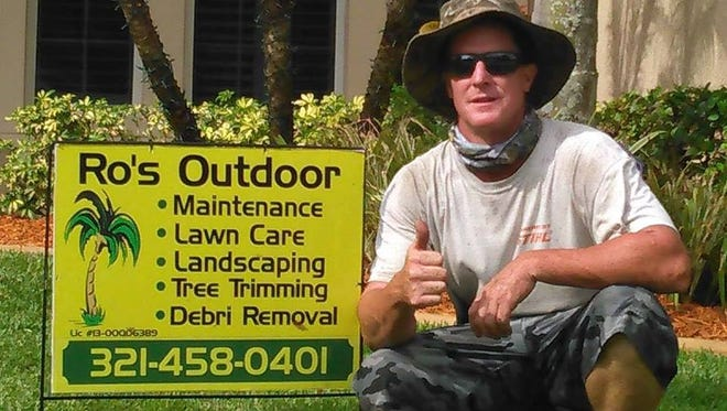 Rick Ohnmach owns R.o.'s Outdoor Maintenance & Lawn Care.  Owner: Rick Ohnmacht