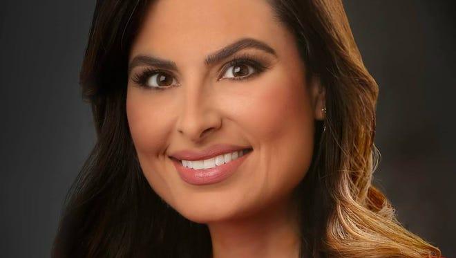 Vanessa Ruiz will start at Arizona State University on Aug. 1, 2017.
