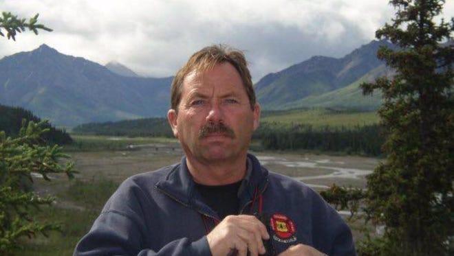 Brett Schwanbeck, 61, of Bullhead City, Ariz., was among the victims of the Las Vegas shooting on Oct. 1, 2017.