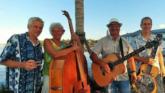 4 Sheets to the Wind is one of four bands playing the