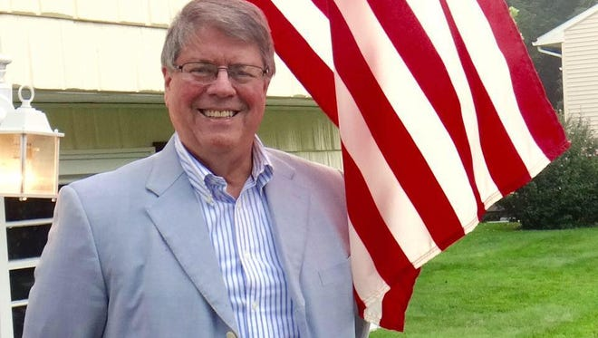 Richard Thurston won the Town Supervisor race for the Town of Wappinger.