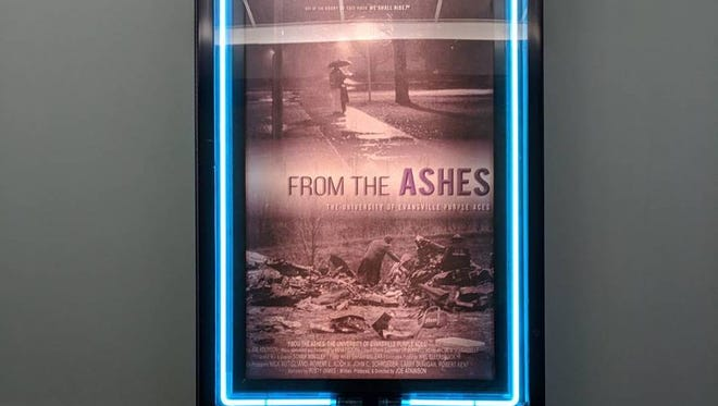 From the Ashes will be shown at Showplace Cinemas East and on WNIN. DVDs also are available.