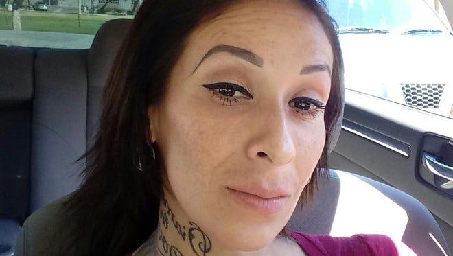 Candy Salazar was found dead on Dec. 25, 2017, in Phoenix.