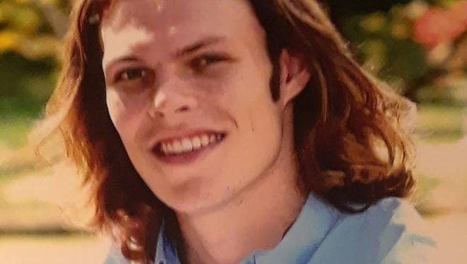 Eric Derry, 20, died before the new year.