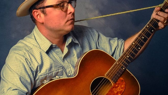 Musicologist Hunter Holmes will play music of the early textile mills in Pickens on Saturday.