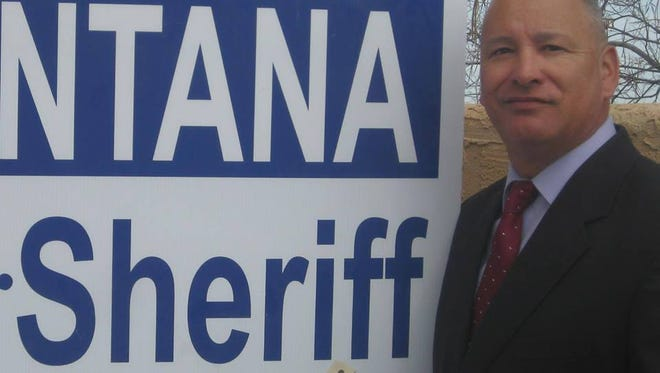 Campaign photo for Robert Santana, Republican candidate for Luna County Sheriff