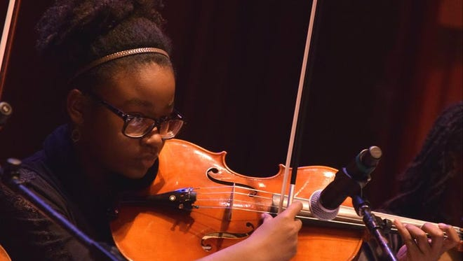 The Detroit Symphony Orchestra's Civic Youth Ensembles program will grow with funding from the Detroit Pistons.