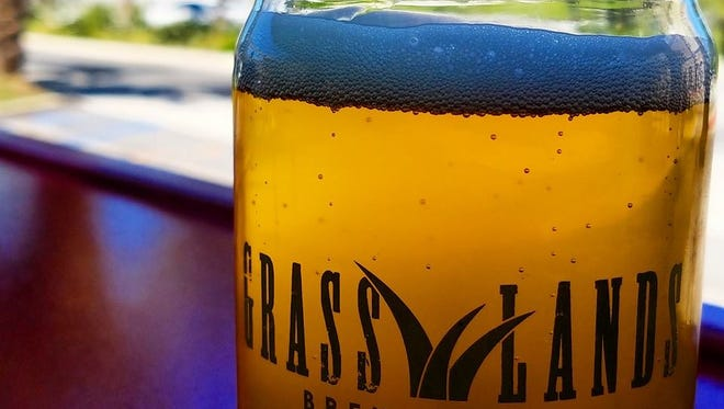 """The weather is heating up and GrassLands Brewing Company is ready to knockout the heat and humidity with the re-release of """"Blonde Claude Van Damme,"""" their signature Belgian blonde ale. This beer will be tapped starting Friday, May 25th, and should pair with anything you grill out this Memorial Day weekend"""