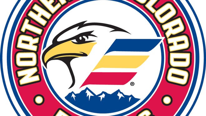 New Northern Colorado Eagles logo