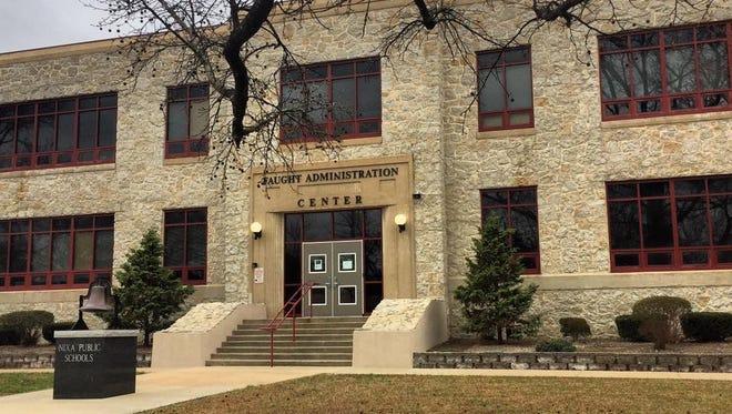 The Faught Administration Center for Nixa Public Schools.