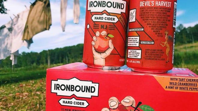 Ironbound Cider.