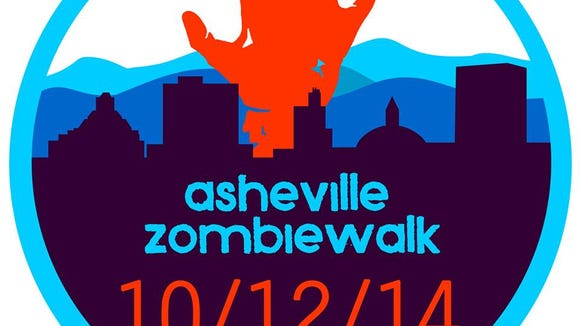 Asheville Zombiewalk announced its new date recently.