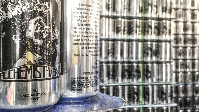 #5 - Heady Topper Ale (The Alchemist)