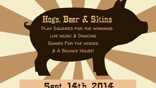 This year's HogFest will he Sept. 14 at Fordham Brewery in Dover from noon until 7 p.m.