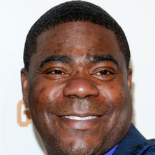 """Actor/comedian Tracy Morgan attends the FX Networks Upfront screening of """"Fargo"""" at SVA Theater on April 9, 2014 in New York City."""