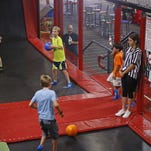 Indoor playgrounds, trampoline parks and places in Phoenix kids can play and stay cool