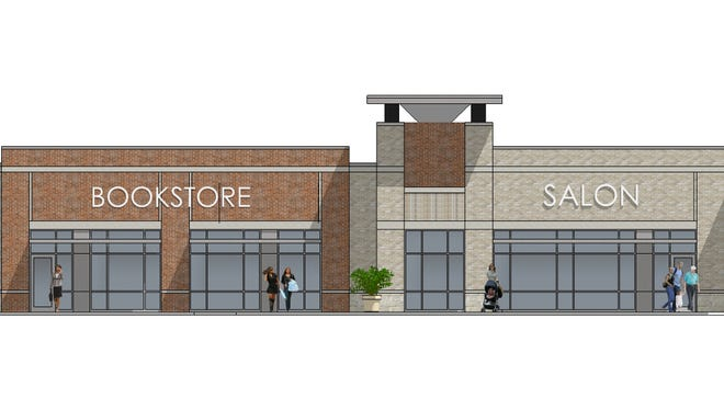 The new Buttermilk Enterprises at the 300 block of Buttermilk Pike in Fort Mitchell is expected to open next May.