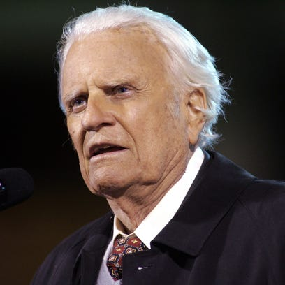 Billy Graham, America's pastor, has died
