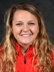 Dayton track & field athlete Lillian Cook (Dallastown)