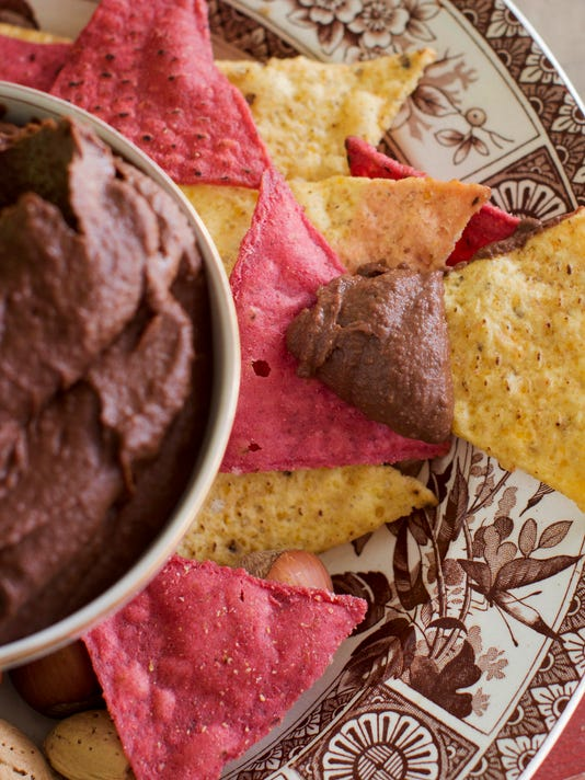 Food Deadline Chocolate Hummus (4)
