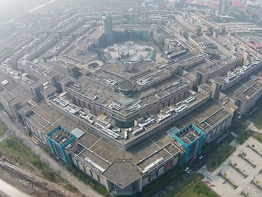 Number Names Worksheets pictures of a pentagon : No one wants to shop in China's giant Pentagon-shaped mall