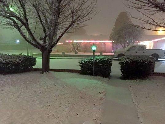 Epic snowstorm