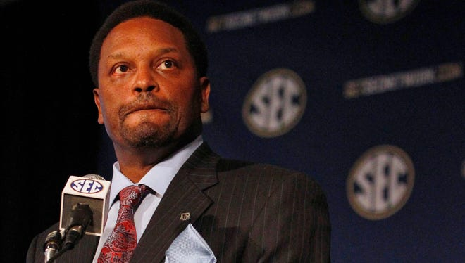 Texas A&M coach Kevin Sumlin says he has recruited enough depth to recover from the exit of quarterback Johnny Manziel.
