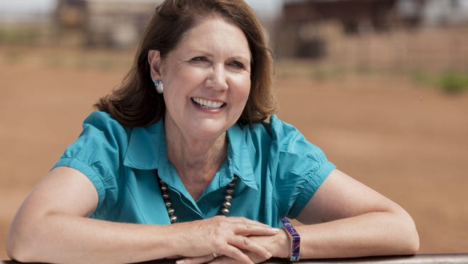 Former U.S. Rep. Ann Kirkpatrick, who ran and lost to Sen. John McCain for the U.S. Senate in 2016, has entered the 2018 race for the U.S. House, challenging Republican Rep. Martha McSally.