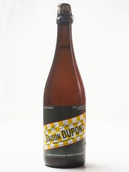Dupont's Vieille Provision Saison from Belgium is considered