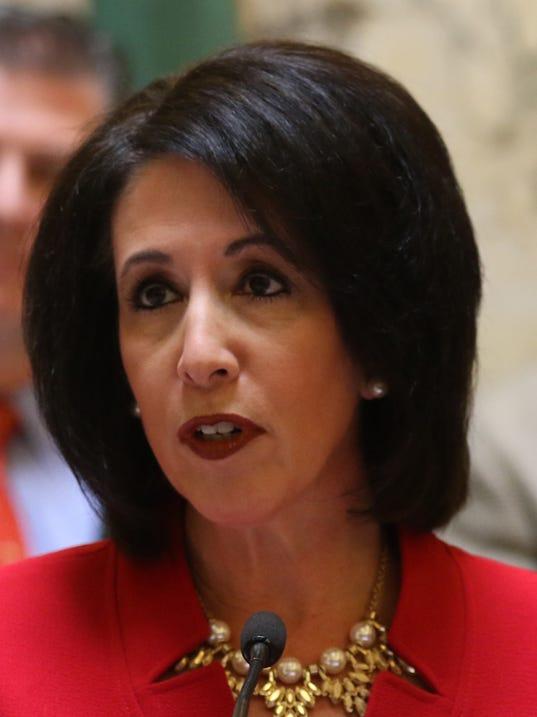 Monroe County Executive Cheryl Dinolfo