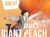 WIN tickets: James & the Giant Peach