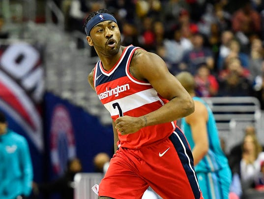 WASHINGTON (AP) — All-Star John Wall had 15 points and 14 assists in his  first game in two months 6f98f65d7