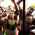 An image from DoDaddy's 2014 Super Bowl ad with Danica Patrick.