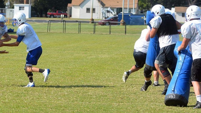 The Halstead Dragons look to defend their league and regional titles this season and advance further in the playoffs.