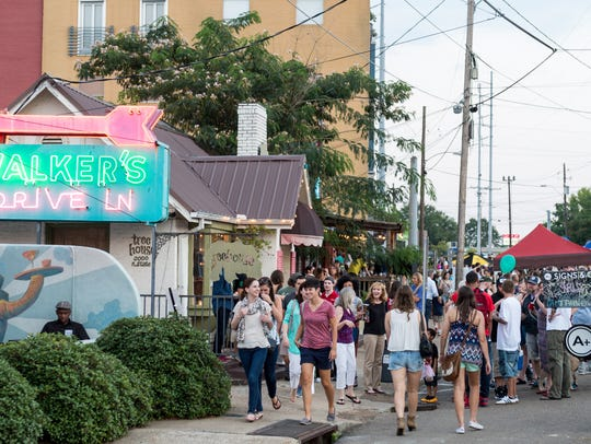 Fondren After 5 takes place on the first Thursday of