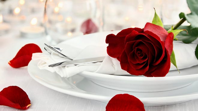 Many area restaurants have dining specials to celebrate Valentine's Day.
