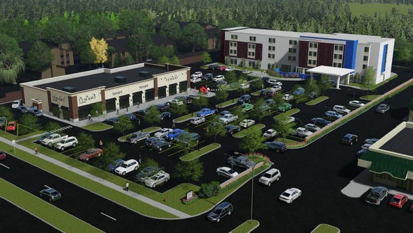 Boji Group plans to build a 4-story hotel along with