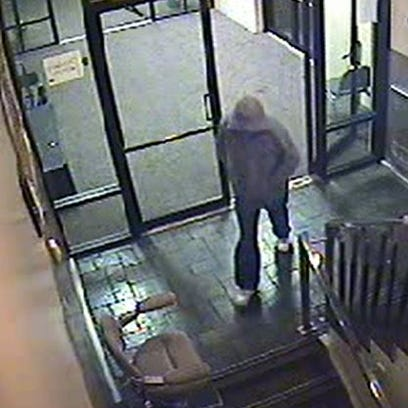 The suspect in Friday night's armed robbery of Richmond's