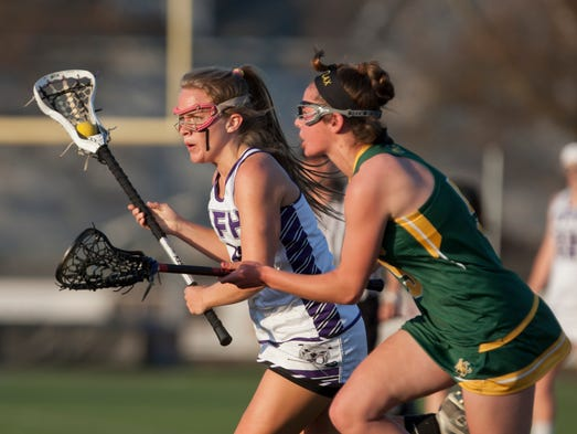 Rumson's Maggie Jennings tries to work her way by Red